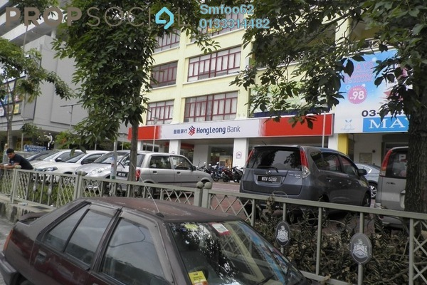 For Rent Office at Platinum Walk, Setapak Freehold Unfurnished 0R/0B 1.8k