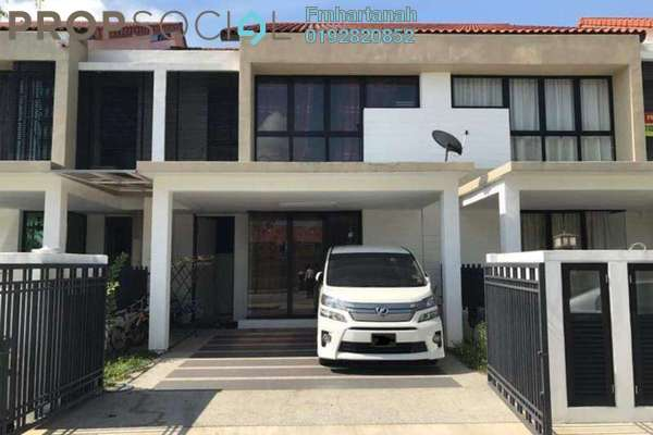 For Sale Terrace at Puisi, Alam Sari Freehold Unfurnished 5R/5B 750k