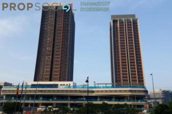 For Rent Condominium at Kanvas, Cyberjaya Freehold Fully Furnished 1R/1B 1.3k