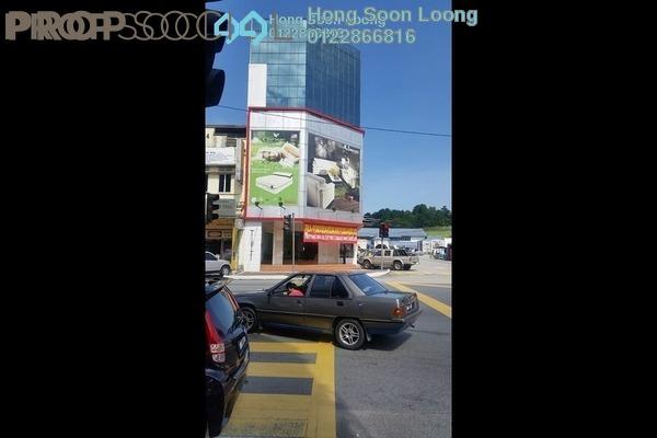 For Rent Shop at Jalan Tuanku Munawir, Seremban Freehold Unfurnished 0R/2B 22k