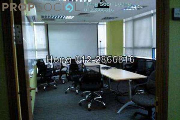 For Rent Office at Wisma AmFirst, Kelana Jaya Leasehold Unfurnished 0R/0B 16k