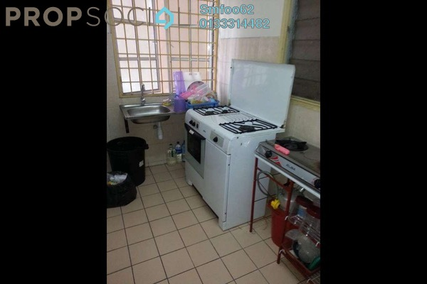 For Rent Condominium at Mawar Apartment, Sentul Freehold Fully Furnished 3R/2B 1.8k