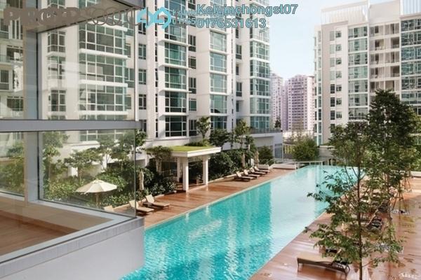 For Sale Condominium at Sunway Vivaldi, Mont Kiara Freehold Semi Furnished 4R/5B 3.4m