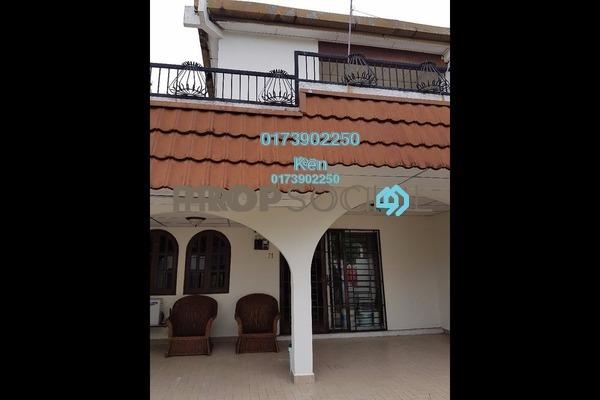 For Rent Terrace at Damansara Uptown, Damansara Utama Freehold Semi Furnished 4R/3B 2.3k