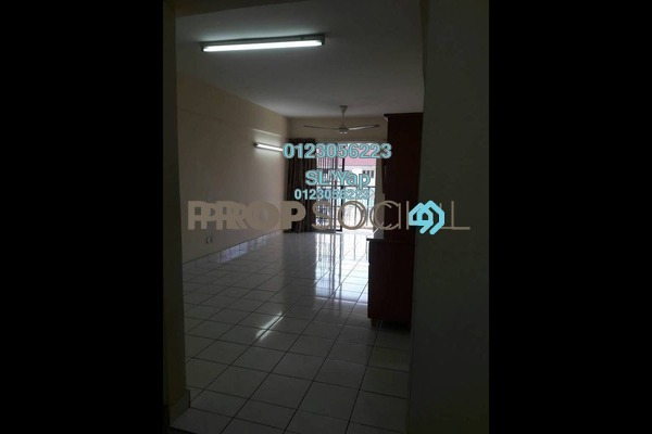 For Rent Apartment at Arena Green, Bukit Jalil Freehold Semi Furnished 2R/1B 1.1k