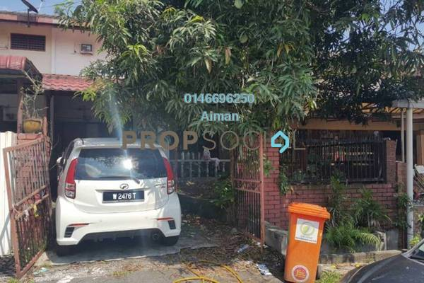 For Sale Terrace at Section 11, Shah Alam Freehold Unfurnished 4R/2B 520k