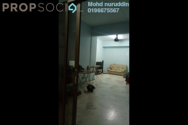 For Sale Condominium at Pangsa Murni, Wangsa Maju Freehold Semi Furnished 3R/2B 450k
