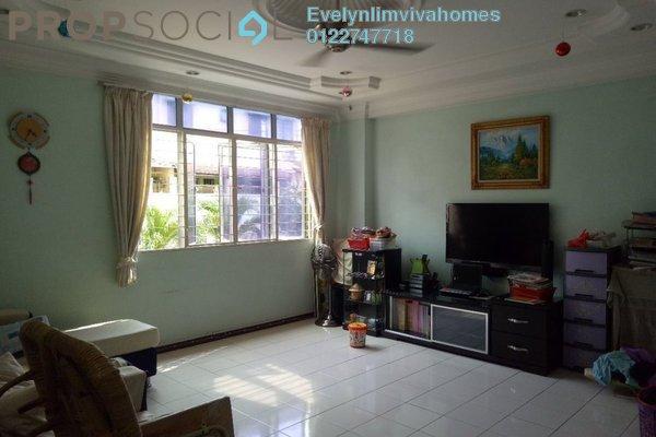 For Sale Condominium at Amandari, Segambut Freehold Semi Furnished 4R/2B 560k
