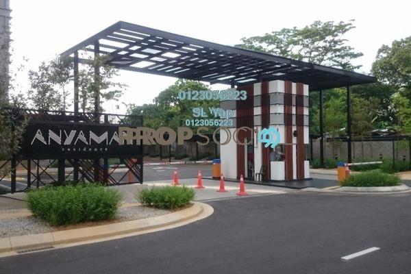 For Sale Condominium at Anyaman Residence, Bandar Tasik Selatan Freehold Semi Furnished 3R/2B 700k