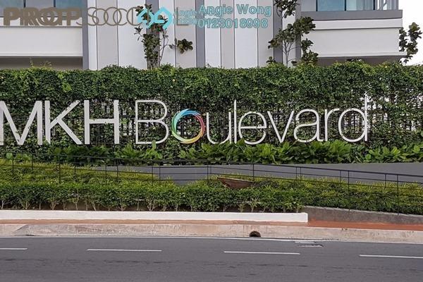 For Rent Serviced Residence at MKH Boulevard, Kajang Freehold Semi Furnished 2R/2B 1.35k