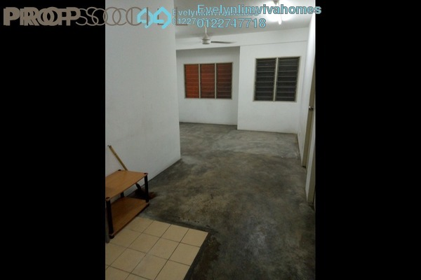 For Rent Apartment at Laman Damai, Kepong Freehold Unfurnished 3R/2B 700translationmissing:en.pricing.unit