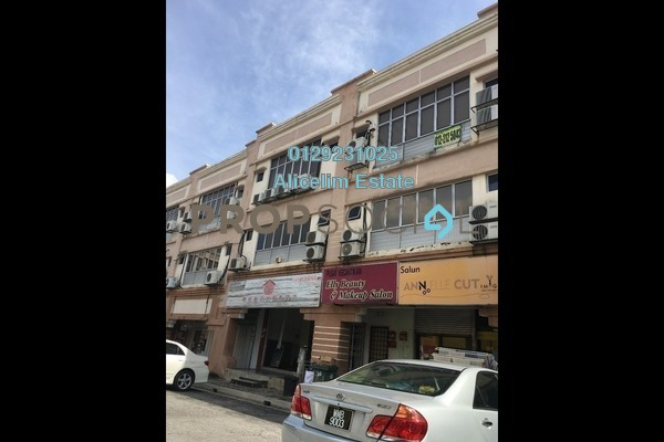 For Rent Condominium at SunwayMas Commercial Centre, Kelana Jaya Freehold Semi Furnished 0R/1B 3k