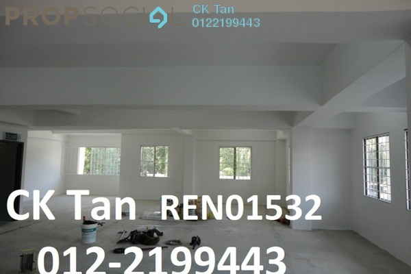 For Rent Office at Section 31, Kota Kemuning Freehold Unfurnished 0R/2B 1.8k