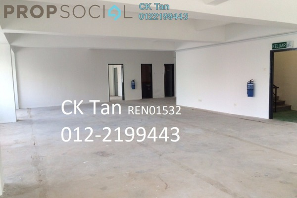 For Rent Office at Section 31, Kota Kemuning Freehold Unfurnished 0R/2B 1.5k