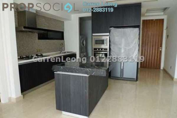 For Rent Duplex at Lumina Kiara, Mont Kiara Freehold Semi Furnished 4R/4B 7.8k