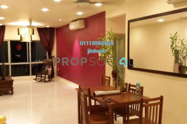 For Sale Serviced Residence at Metropolitan Square, Damansara Perdana Leasehold Fully Furnished 2R/2B 700k