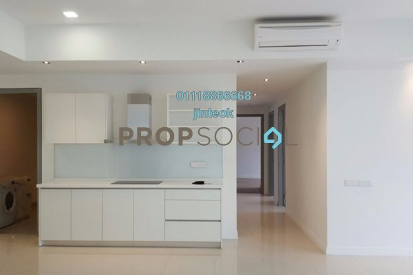 For Sale Condominium at Reflection Residences, Mutiara Damansara Freehold Semi Furnished 4R/4B 1.36m