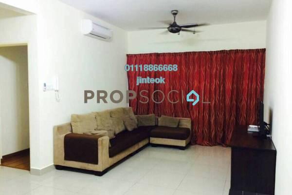 For Rent Serviced Residence at Metropolitan Square, Damansara Perdana Freehold Fully Furnished 3R/2B 2.3k