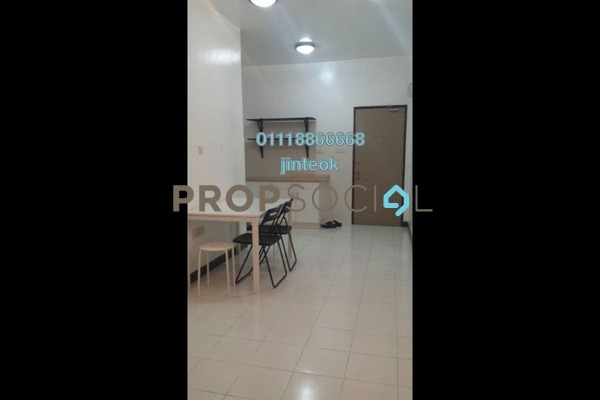 For Sale Condominium at Ritze Perdana 1, Damansara Perdana Leasehold Semi Furnished 1R/1B 295k