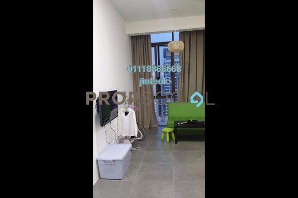 For Rent SoHo/Studio at Empire Damansara, Damansara Perdana Freehold Fully Furnished 1R/1B 1.25k