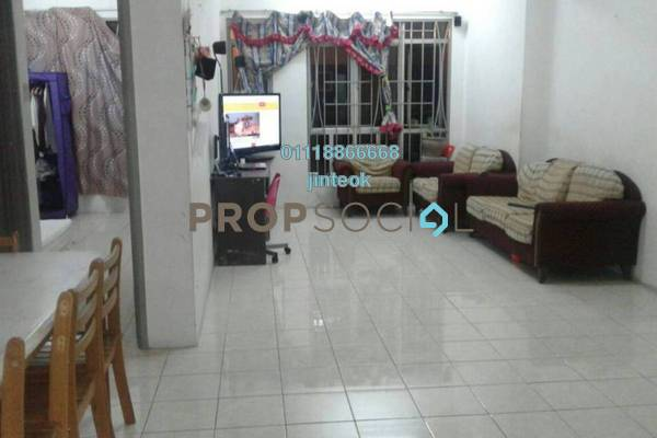 For Rent Serviced Residence at Millennium Square, Petaling Jaya Freehold Semi Furnished 3R/2B 2k