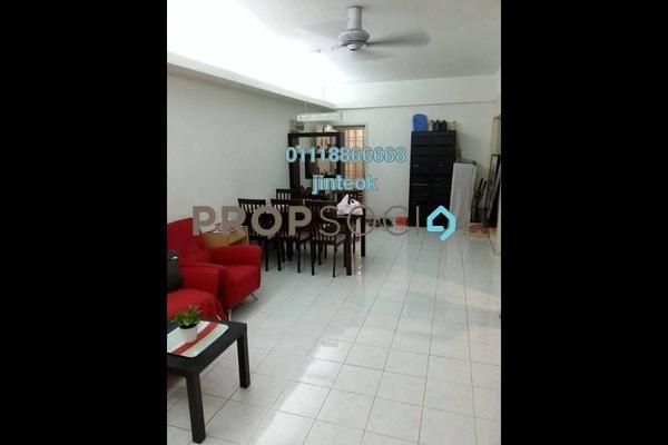 For Sale Condominium at Pelangi Damansara, Bandar Utama Leasehold Semi Furnished 3R/2B 420k