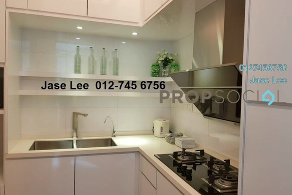 For Rent Condominium at KM1, Bukit Jalil Freehold Fully Furnished 3R/2B 3.8k