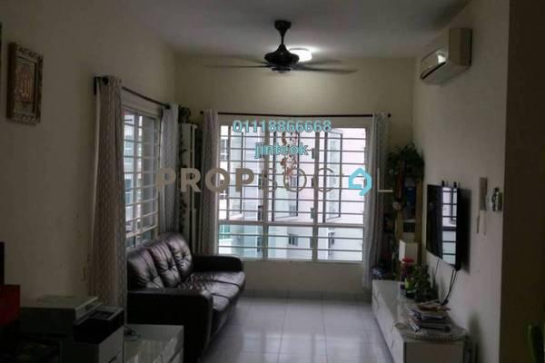 For Rent Serviced Residence at Metropolitan Square, Damansara Perdana Freehold Fully Furnished 3R/2B 2.5k