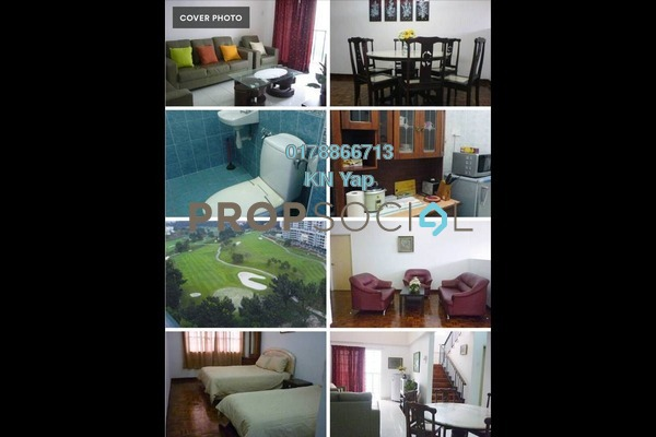 For Rent Condominium at Arena Green, Bukit Jalil Freehold Fully Furnished 4R/3B 2.2k
