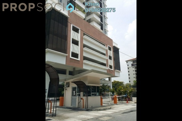 For Sale Condominium at Pertama Residency, Cheras Freehold Fully Furnished 1R/1B 398k