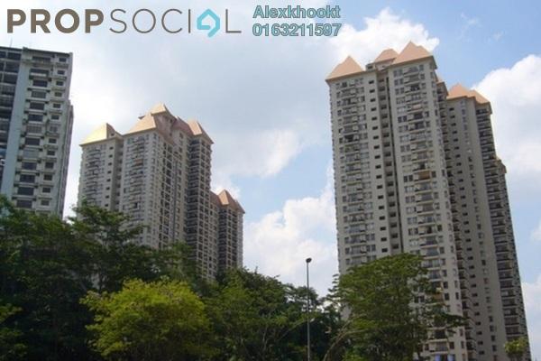 For Rent Condominium at Sri Putramas II, Dutamas Freehold Fully Furnished 3R/2B 1.75k