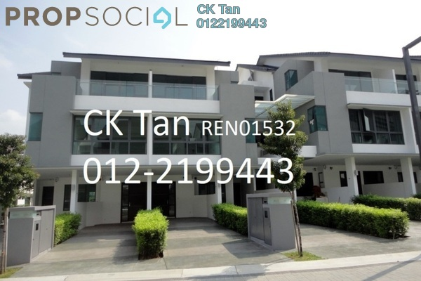 For Sale Townhouse at Sunway SPK 3 Harmoni, Kepong Freehold Semi Furnished 3R/3B 1.42m