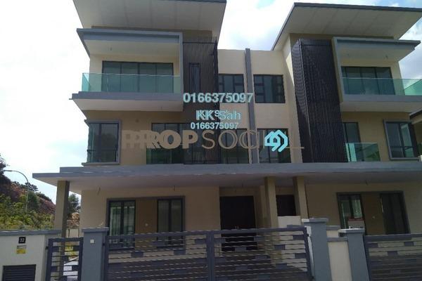 For Sale Semi-Detached at Taman Vista Hill, Bandar Mahkota Cheras Leasehold Unfurnished 6R/6B 1.39m