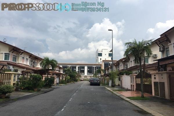 For Sale Terrace at Seri Sungai Long, Bandar Sungai Long Freehold Semi Furnished 4R/3B 830k