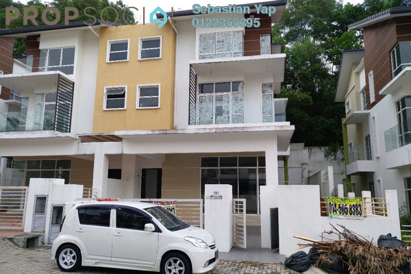For Sale Semi-Detached at D'Impian Tropika, Balakong Freehold Unfurnished 6R/5B 1.0百万