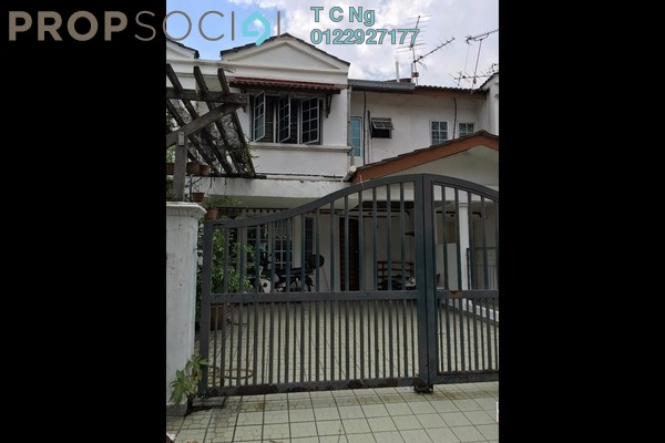 For Rent Terrace at Tempua, Bandar Puchong Jaya Freehold Unfurnished 4R/3B 1.25k