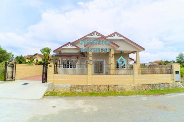 For Sale Bungalow at Laman Jasmin, Kota Seriemas Freehold Semi Furnished 3R/3B 2m