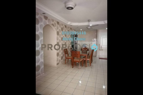 For Rent Condominium at Cengal Condominium, Bandar Sri Permaisuri Freehold Fully Furnished 3R/2B 1.6k