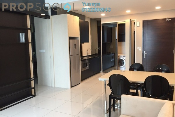 For Sale Serviced Residence at Uptown Residences, Damansara Utama Freehold Fully Furnished 1R/1B 880k