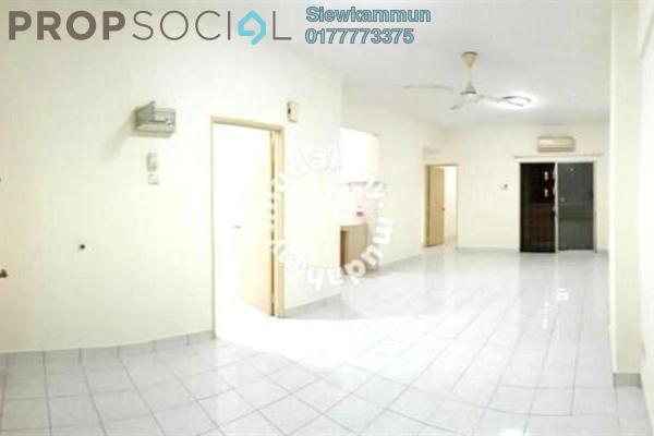 For Rent Condominium at Pelangi Damansara, Bandar Utama Freehold Unfurnished 3R/2B 1.1k