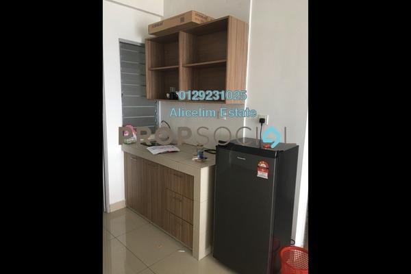 For Sale Condominium at Casa Residenza, Kota Damansara Freehold Semi Furnished 3R/2B 420k