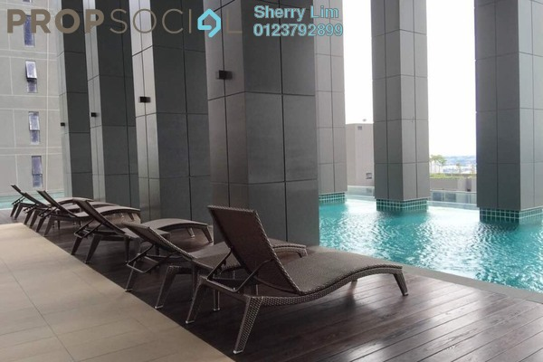 For Sale Condominium at Icon City, Petaling Jaya Freehold Semi Furnished 3R/2B 720k