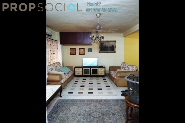 For Sale Terrace at Lembah Keramat, Wangsa Maju Freehold Unfurnished 5R/3B 750k