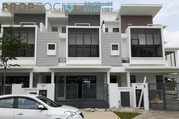For Sale Semi-Detached at Emerald, Alam Impian Freehold Unfurnished 6R/4B 950k