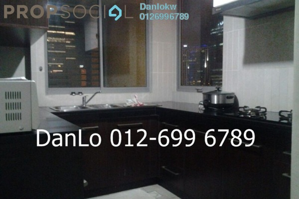 For Rent Condominium at 2 Hampshire, KLCC Freehold Fully Furnished 3R/4B 7.5k