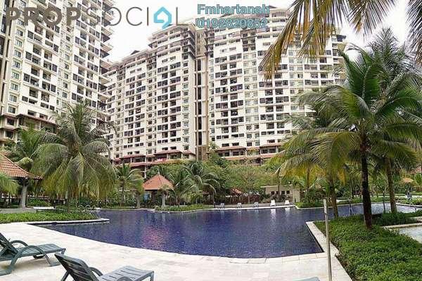 For Sale Condominium at Armanee Condominium, Damansara Damai Freehold Semi Furnished 4R/3B 650k