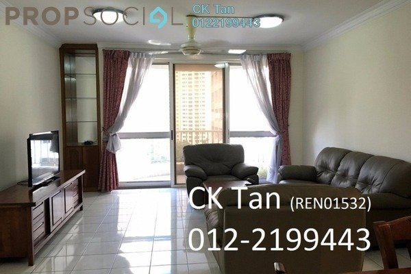 For Rent Condominium at Mont Kiara Pelangi, Mont Kiara Freehold Fully Furnished 3R/2B 3.5k
