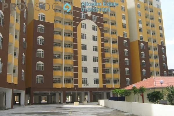 For Sale Condominium at Lagoon Perdana, Bandar Sunway Freehold Unfurnished 3R/2B 200k