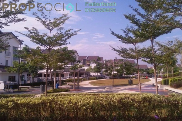 For Sale Terrace at Tropicana Heights, Kajang Freehold Unfurnished 4R/3B 860k