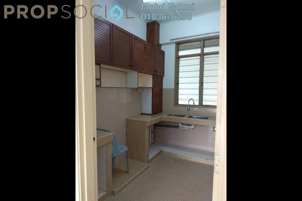 For Rent Apartment at Intan Apartment, Setiawangsa Freehold Semi Furnished 3R/2B 1.4k